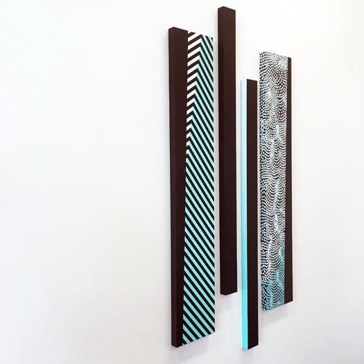 Robert Seikon and Anastasia Papaleonida – FALLS – Fiksate Gallery 2