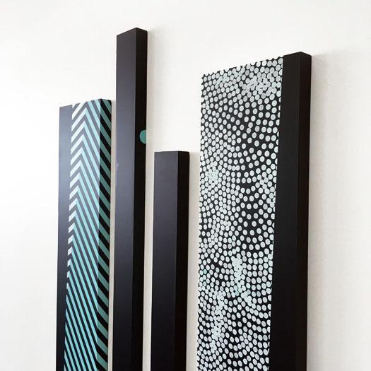 Robert Seikon and Anastasia Papaleonida – FALLS – Fiksate Gallery 4