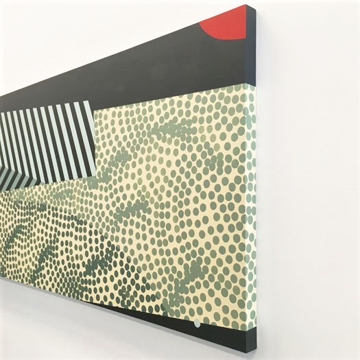 Robert Seikon and Anastasia Papaleonida – FROM THE NRTH TO THE SOUND – Fiksate Gallery 2